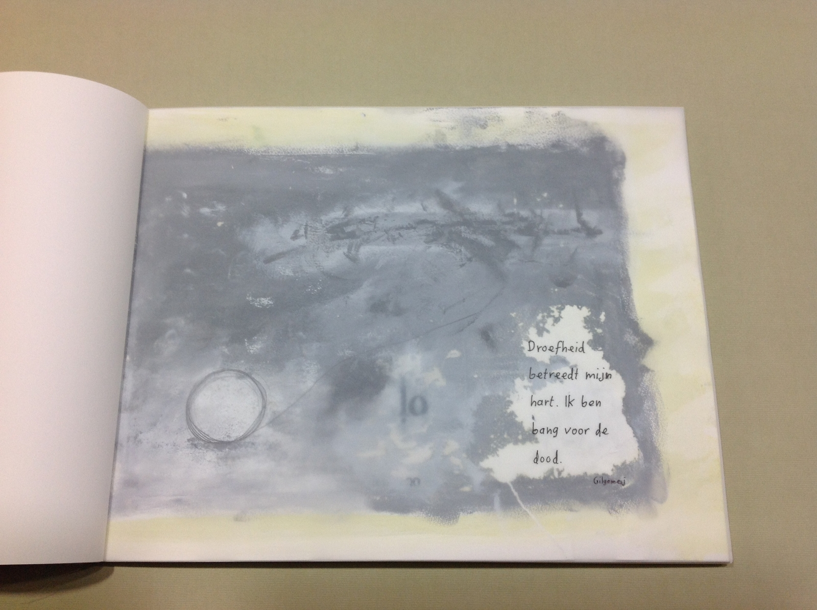 Book of Death - Kunst van Zijn