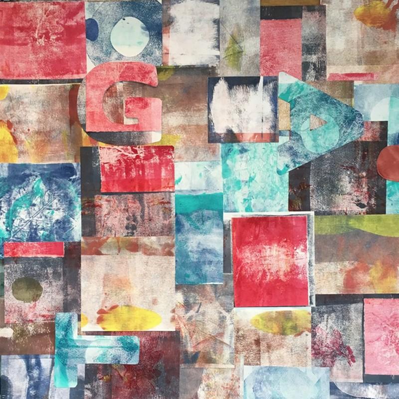 Collage Kunst van Zijn 1